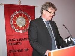 Guðbjartur Hannesson á ársfundi ASÍ 2010